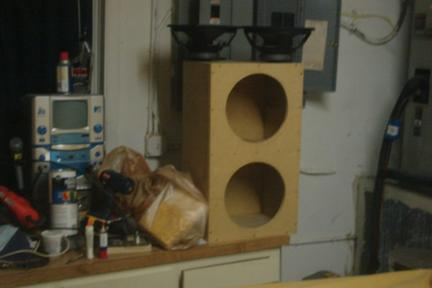 Thrilling Custom Built Subwoofer Box free box subwoofer box