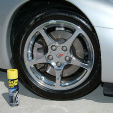 Whats that stuff you put on your tires that make them shine... - ecoustics.com