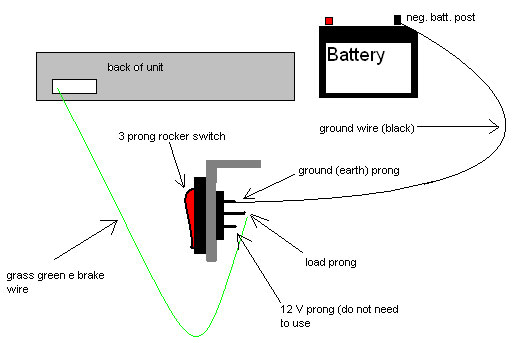 how to wire a toggle switch diagram images connecting a 6 connecting a 6 terminal toggle switch to 12volt dc motor or prong toggle switch wiring the prongs of wiring diagram together 3
