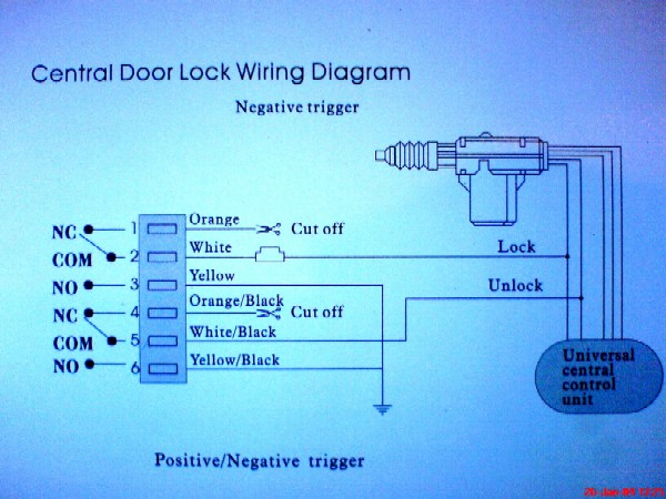 vw polo central locking wiring diagram central door & 2 door mes central door lock kit spy central locking wiring diagram