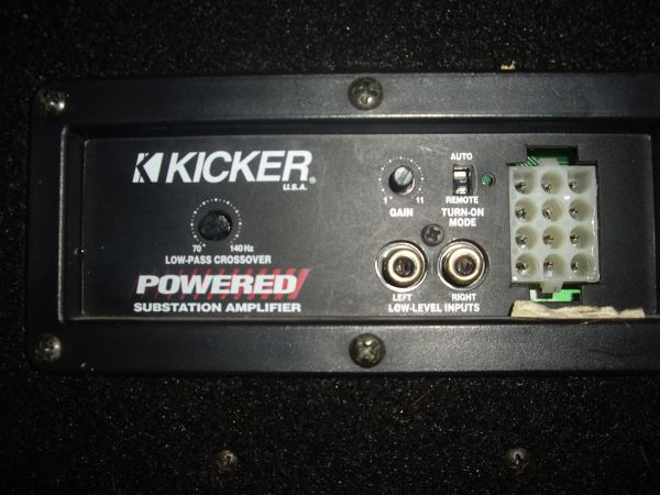 567026 kicker psr 120 powered substation ecoustics com kicker substation wiring harness at honlapkeszites.co