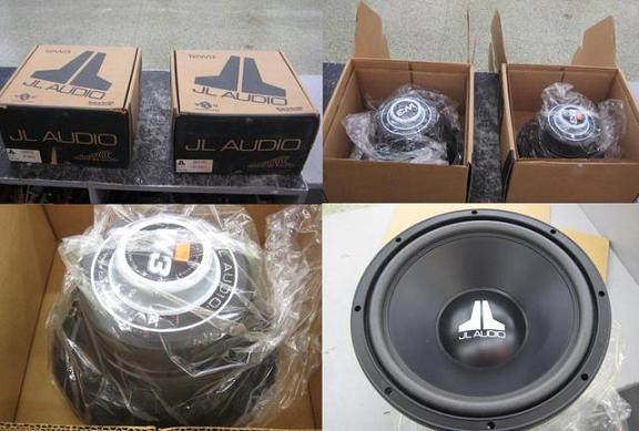 school the first JL Audio 12W3-D2 Dual Voice Coil Subwoofers WORTH