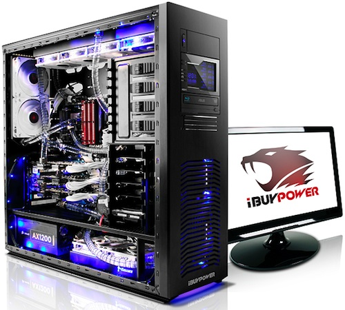 iBUYPOWER announced its new flagship Erebus gaming desktop PC designed ...