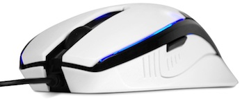 NZXT Avatar S Gaming Mouse - White