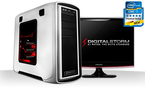 Digital Storm ODE Desktop Gaming PC