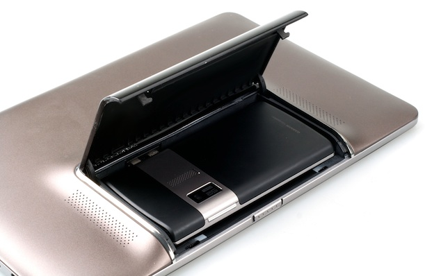 ASUS Padfone Smartphone Tablet - Back
