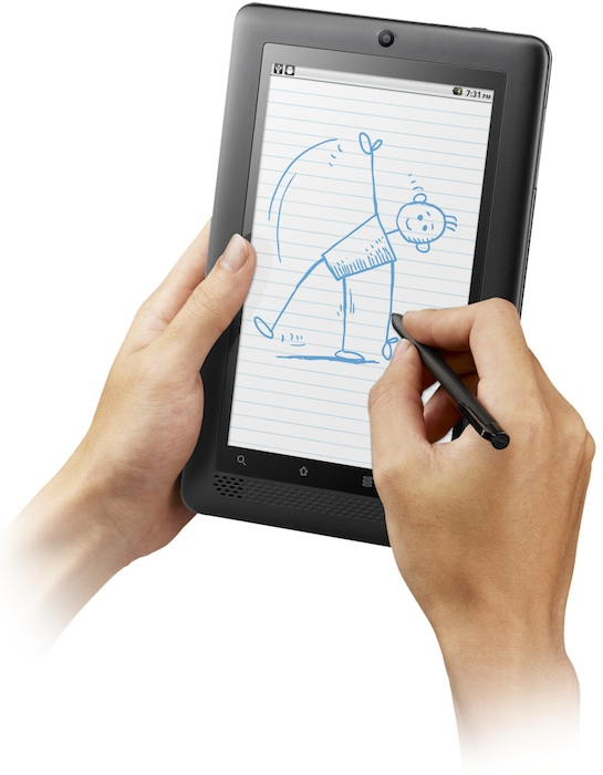 ViewSonic ViewBook 730 Tablet with Stylus