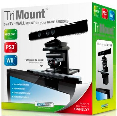 dreamGEAR TriMount Box