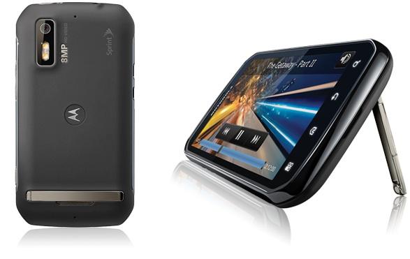 Motorola PHOTON 4G Smartphone (Sprint) - Kickstand