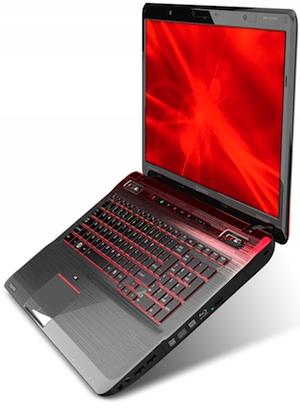Toshiba Qosmio X775 Laptop