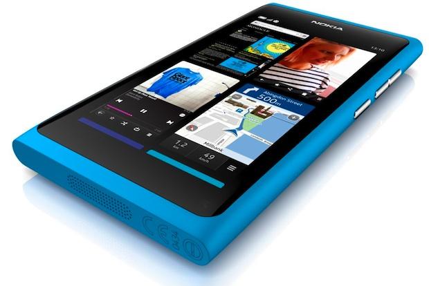 Nokia N9 Smartphone - Blue