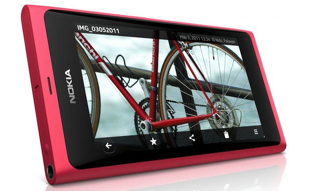 Nokia N9 Smartphone - Magenta