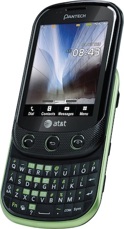 Pantech Pursuit II Smartphone