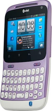 HTC Status - Mauve