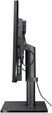 Samsung SyncMaster SA850 LCD Monitor - Side