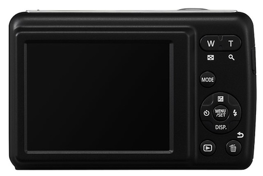 Panasonic DMC-LS5 Lumix Digital Camera - back