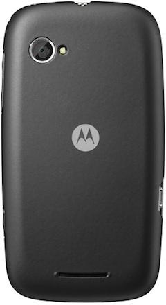 Motorola XT531 Smartphone - Back