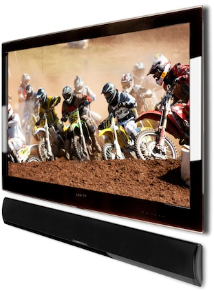 Definitive Technology XTR-SSA5 Mythos Sound Bar with TV
