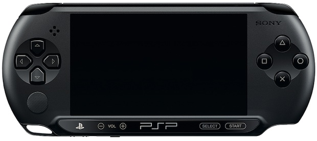 Sony PSP-E1000 PlayStation Portable - Front