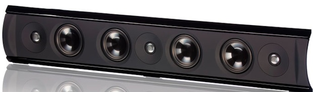 Paradigm Cinema Series Trio Speakers