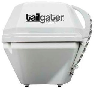 DISH Network Tailgater Portable Satellite TV System