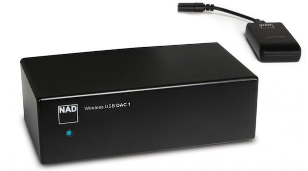 NAD DAC 1 Wireless USB Digital-to-Analog Converter