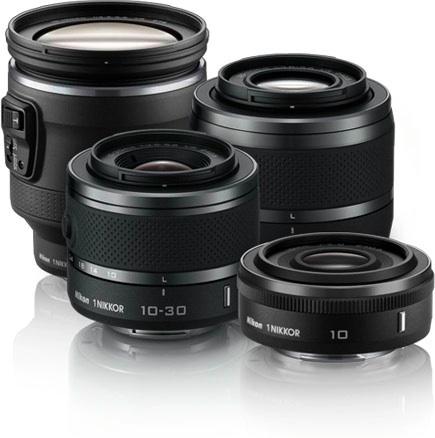 Nikon System 1 Lenses