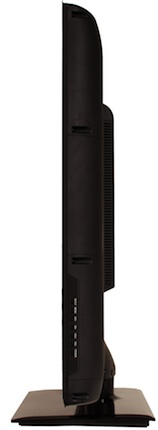 Sceptre X425BV-FHD LCD HDTV - Side