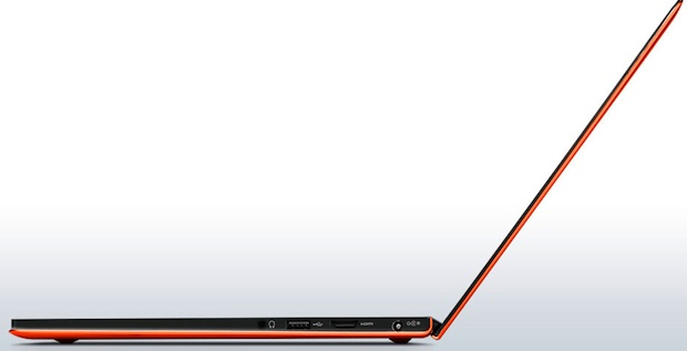 Lenovo IdeaPad U300s Ultrabook Laptop - Profile