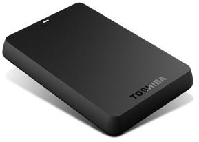Toshiba Canvio 3.0 Basics Portable Hard Drive