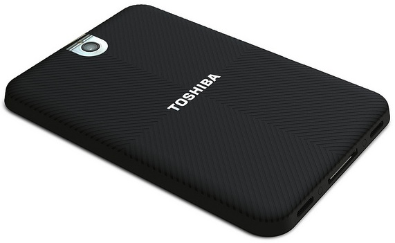 Toshiba Thrive 7-inch Tablet - back