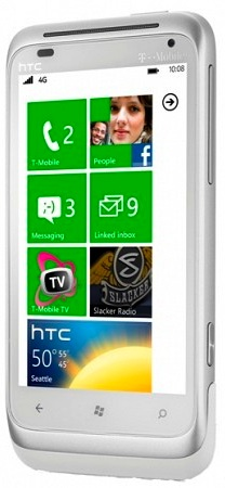 HTC Radar 4G Windows Smartphone