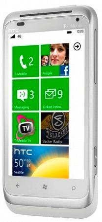HTC Radar 4G Windows Smartphone