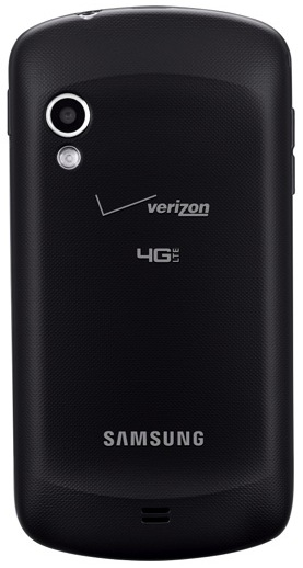 Samsung Stratosphere 4G LTE Smartphone - back