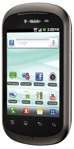 LG DoublePlay Smartphone