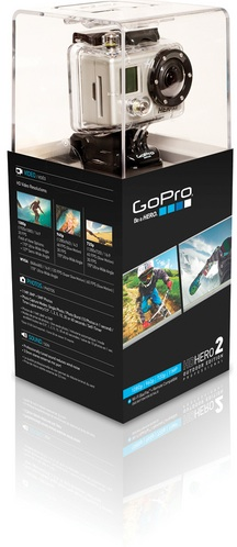 GoPro HD Hero2 Wearable Video Camera