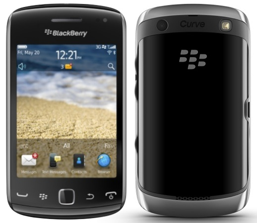BlackBerry Curve 9380 Smartphone
