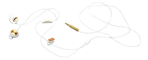 Marshall Minor White Headphones