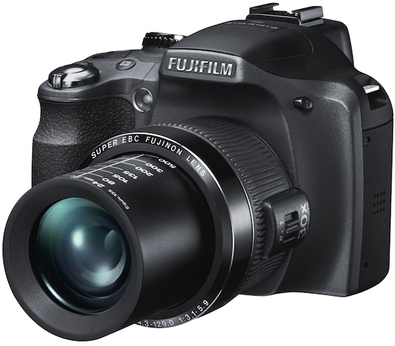 FujiFilm FinePix SL300 Digital Camera