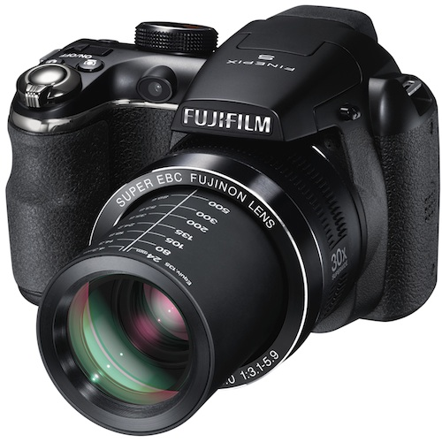 FujiFilm FinePix S4500 Digital Camera