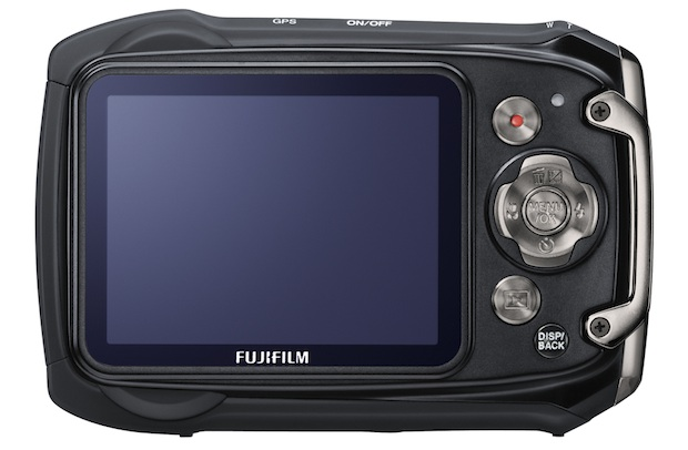 FujiFilm FinePix XP150 Rugged Digital Camera - back