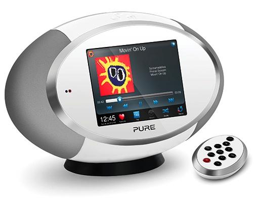 Pure Sensia 200D Connect - white