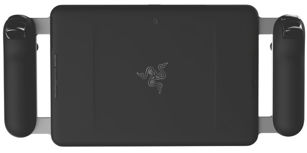 Razer Project Fiona Concept PC Gaming Tablet - back