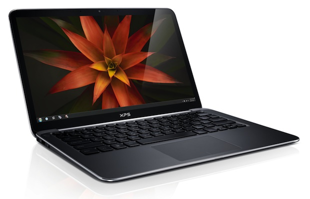 Dell XPS 13 Ultrabook - front