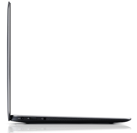 Dell XPS 13 Ultrabook - side