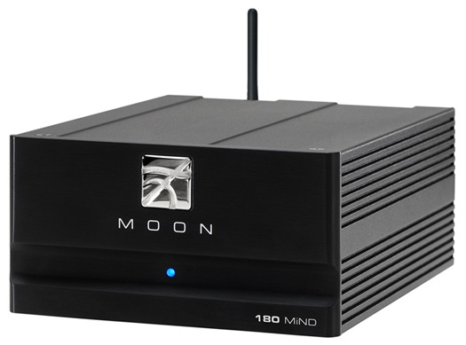 Simaudio MOON 180 MiND Music Streamer - Black
