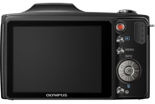 Olympus SZ-12 Digital Camera