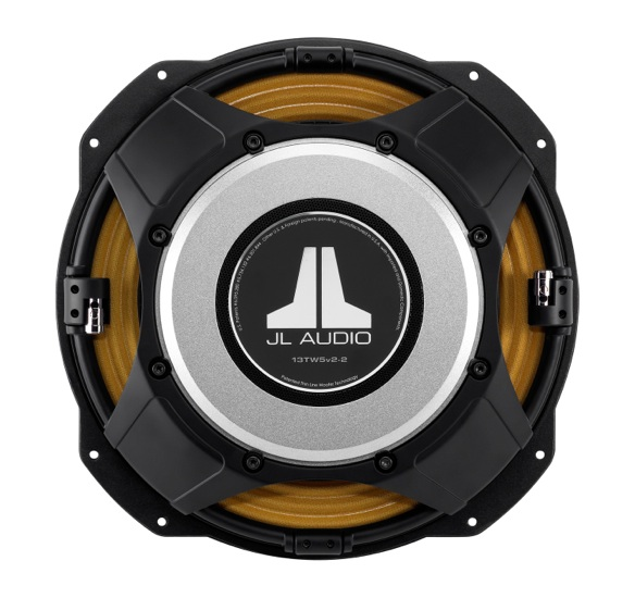 JL Audio 13TW5v2 Car Subwoofer - Back