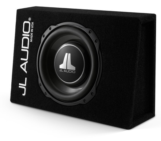 JL Audio CS110TG-TW3 Truck PowerWedge Car Subwoofer