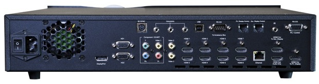 Runco DC-300 Dimension Digital Controller - back